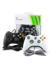 JOYSTICK / CONTROL CABLEADO PARA XBOX 360 / PC