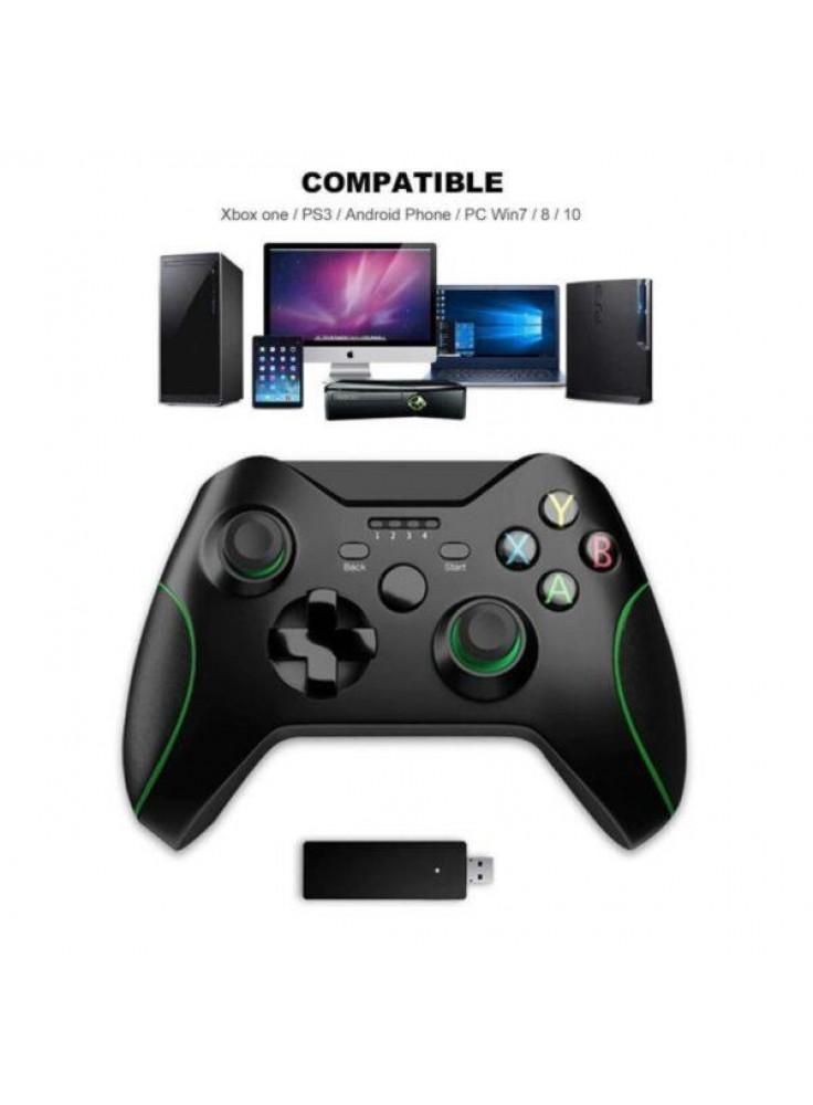 JOYSTICK / CONTROL INALÁMBRICO XBOX ONE S X 360 PC