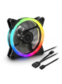 FAN PARA GABINETE RGB 15 LED