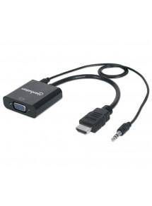 ADAPTADOR HDMI M A VGA H